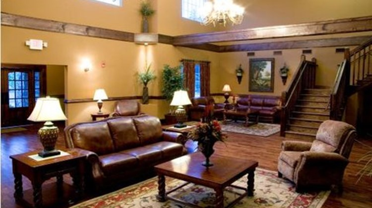 Mountain Lodge & Conference Center Lobby