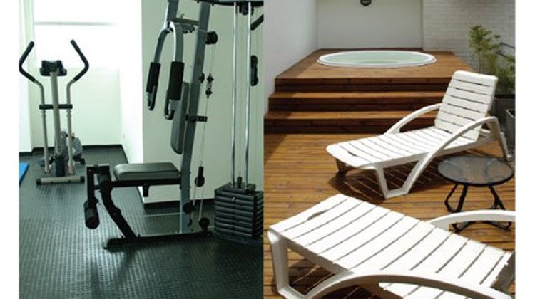 Affinity Suites Aparthotel Health Club