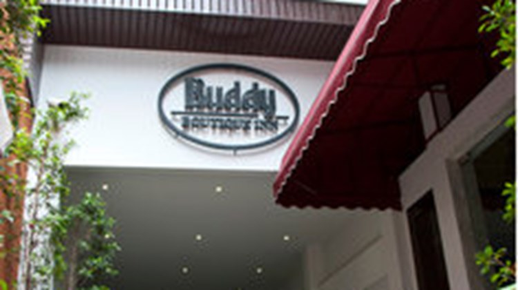Buddy Boutique Inn Exterior