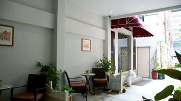 Buddy Boutique Inn Lobby