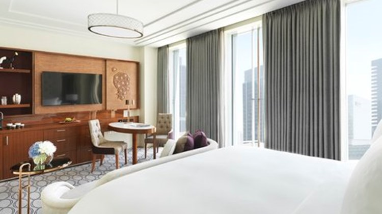 Four Seasons Abu Dhabi Room