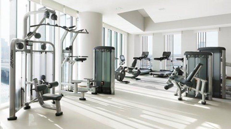 Four Seasons Abu Dhabi Health Club