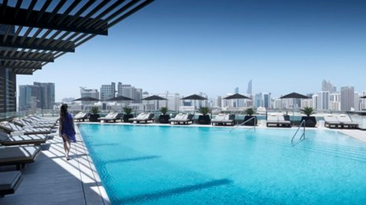Four Seasons Abu Dhabi Pool