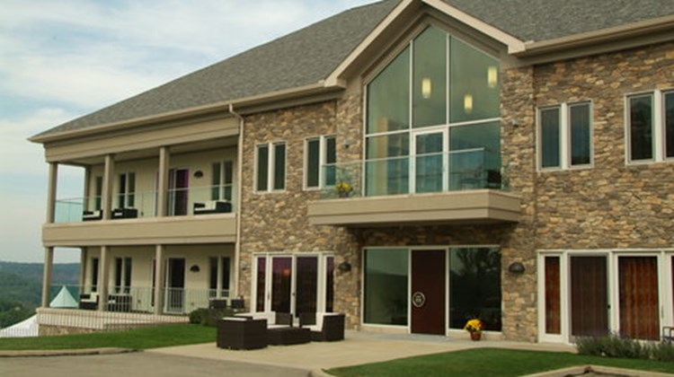 Lenape Heights Hotel Golf Resort Exterior