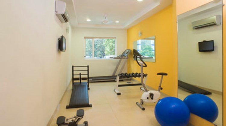 Ginger Bangalore Inner Ring Road Health Club