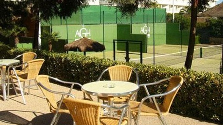 AGH Canet Hotel Recreation