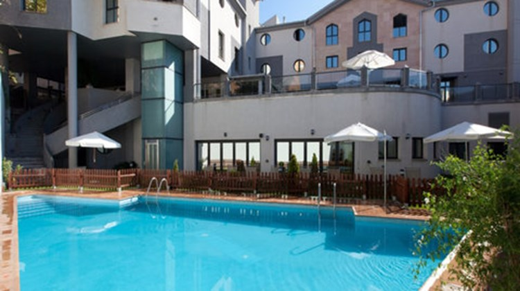 Badajoz Center Hotel Pool