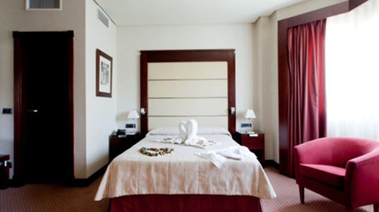 Badajoz Center Hotel Room