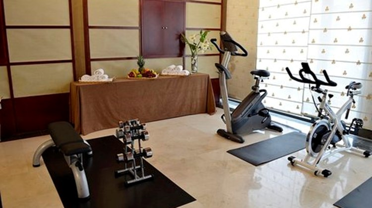 Badajoz Center Hotel Health Club