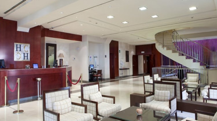 Badajoz Center Hotel Lobby