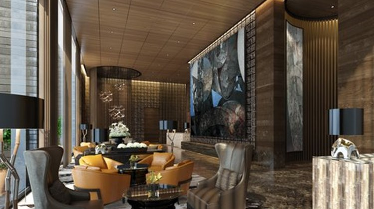 137 Pillars Suites & Residences Lobby