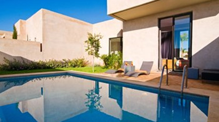 Sirayane boutique hotel and spa images videos deluxe for Bab hotel marrakech piscine