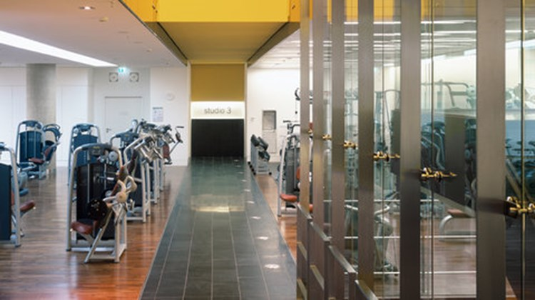 InterContinental Duesseldorf Health Club