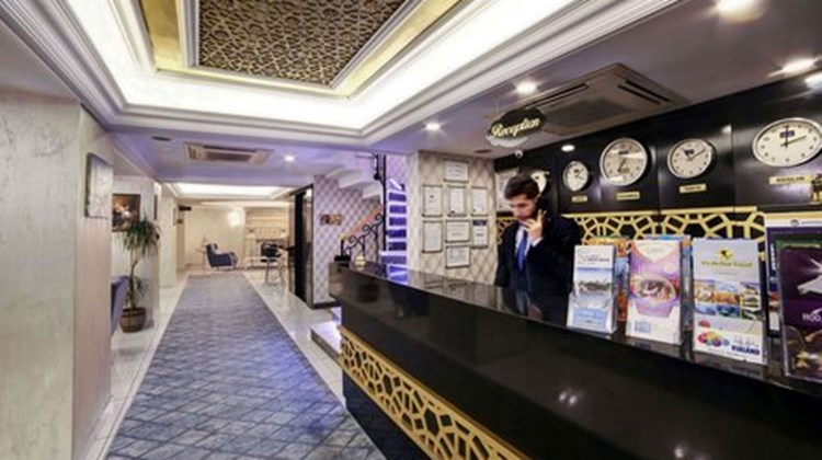 Ayasultan Boutique Hotel Lobby