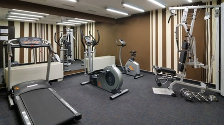 La Prima Fashion Hotel Budapest Health Club