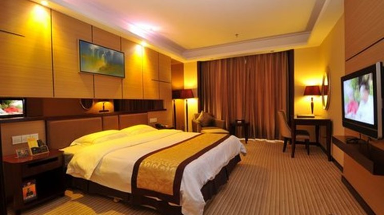 Zhaoqing Intl Grand Hotel Room