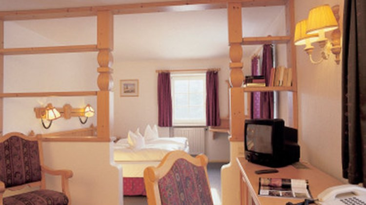 Landhotel Altes Zollhaus Room