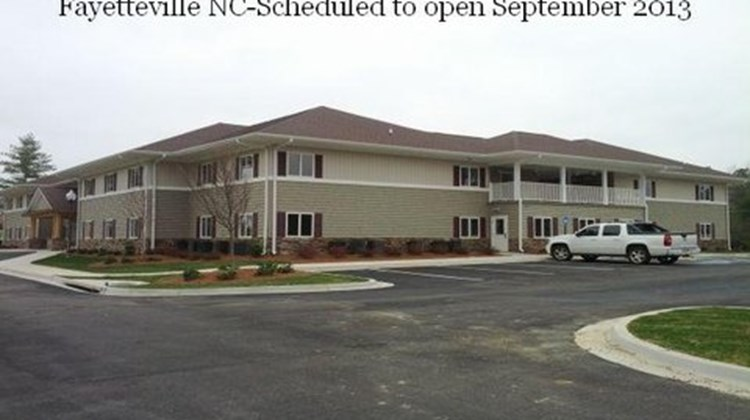 Affordable Suites of America Fayettevill Exterior