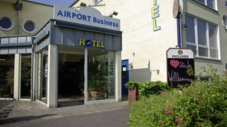 Airport Businesshotel Koeln Exterior