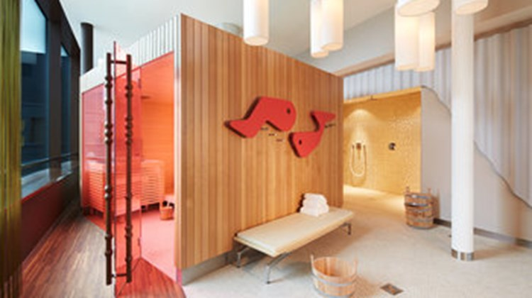 25Hours Hotel Zurich West Spa