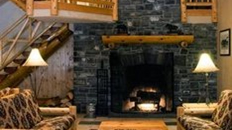 Brewster's Mountain Lodge Lobby