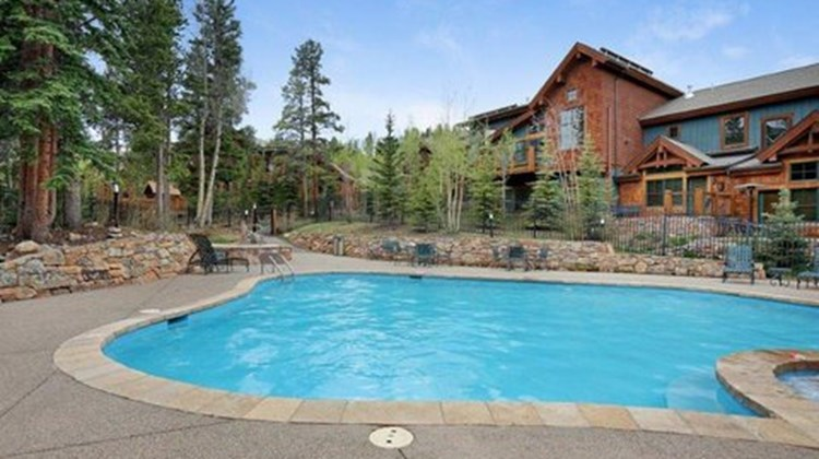 Mountain Thunder Lodge Pool