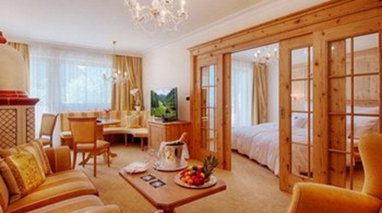 Alpen Palace Deluxe Hotel & Spa Resort Room