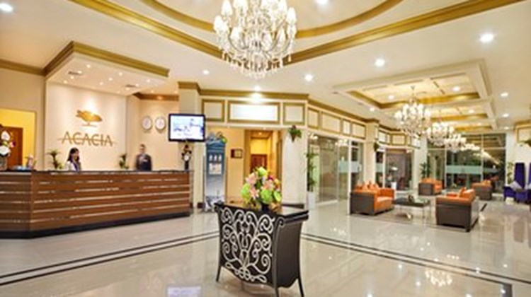 Acacia by Bin Majid Hotels/Resorts Lobby