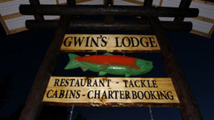 Gwin's Lodge Exterior