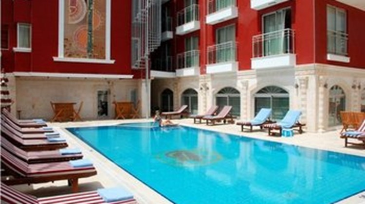 Bilem High Class Hotel Pool