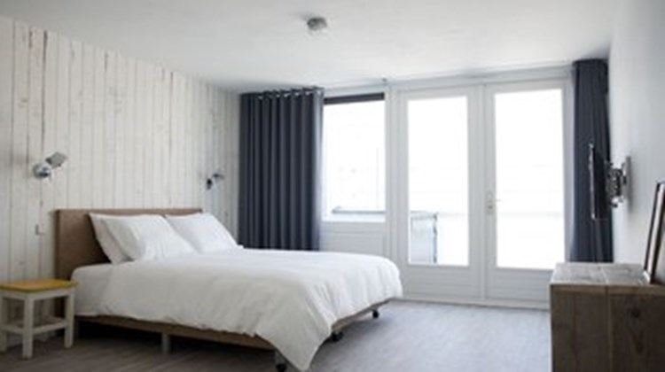 Amsterdam Beach Hotel Room