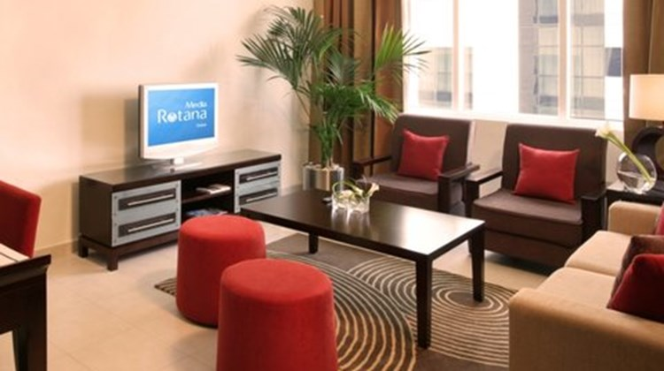 Media Rotana - Barsha South Room