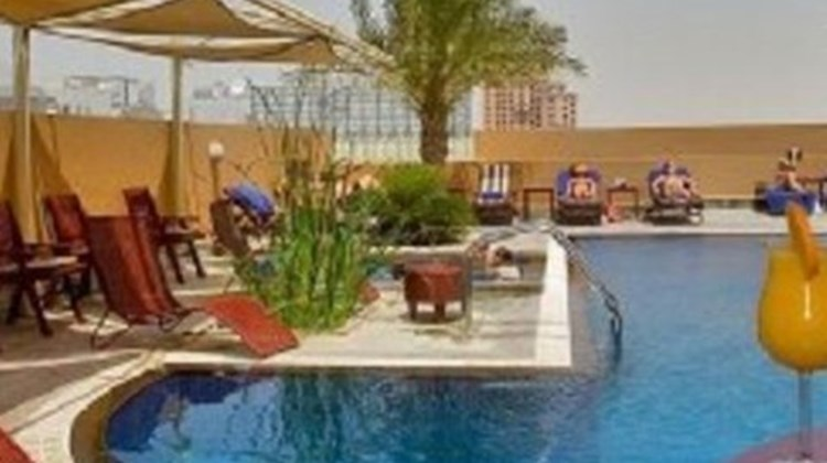 Al Khoory Hotel Apartments Pool