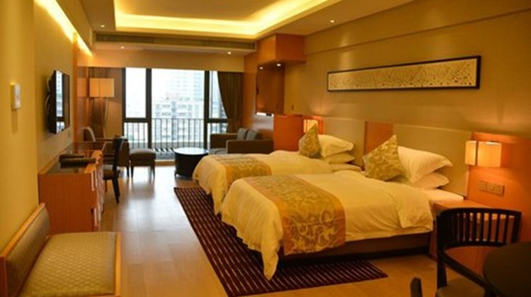 Yihe Glory Hotel Room