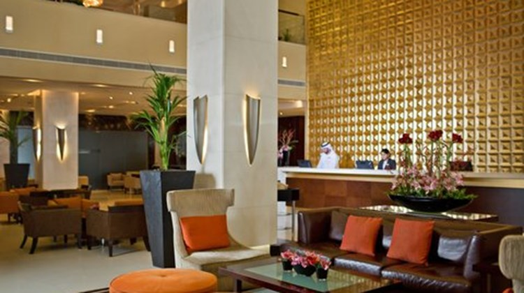 Media Rotana - Barsha South Lobby