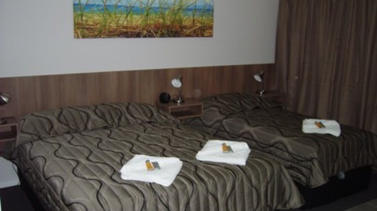 Main Street Motel Room
