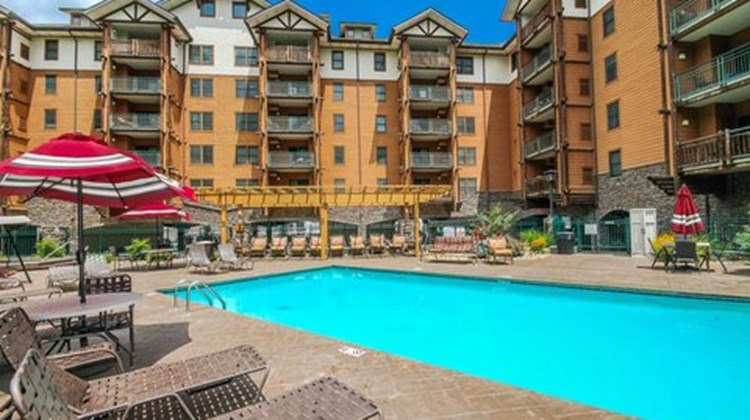 Baskins Creek Condos by Wyndham Vacation Pool