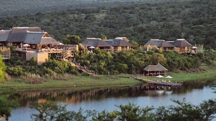 African Pride Pumba Private Game Reserve Exterior