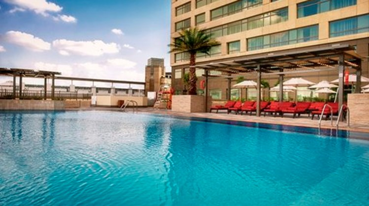 Al Ghurair Rayhaan by Rotana Pool