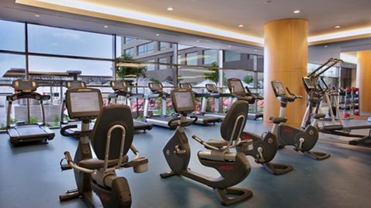 Al Ghurair Rayhaan by Rotana Health Club