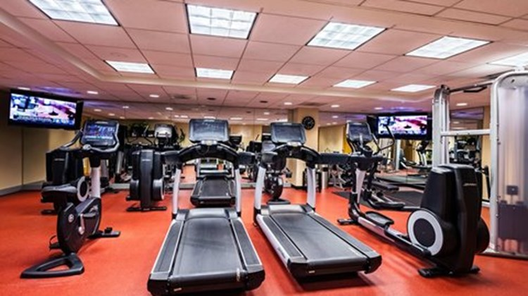 Marriott Kingsgate Conference Ctr Health Club