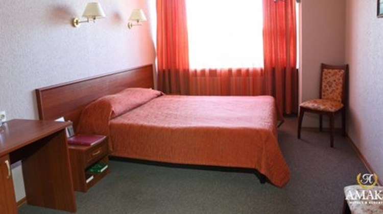 Amaks Congress Hotel Room