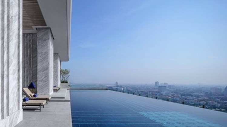 137 Pillars Suites & Residences Pool