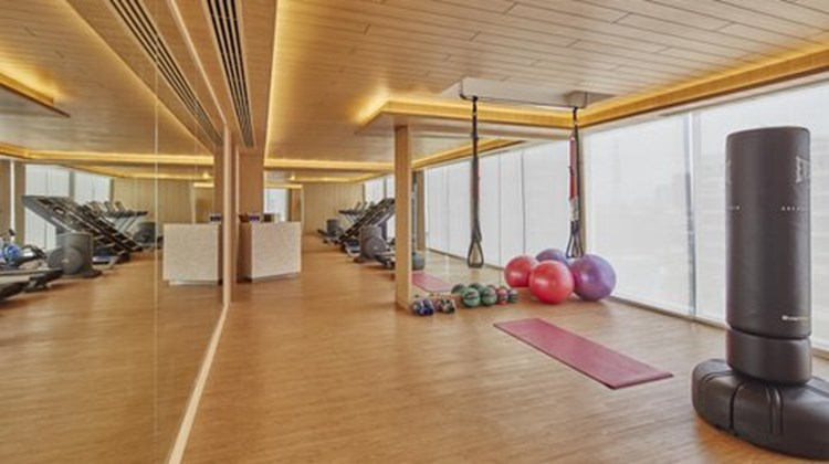 137 Pillars Suites & Residences Health Club