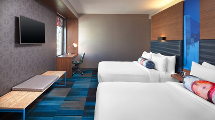 aloft Denver Downtown Room