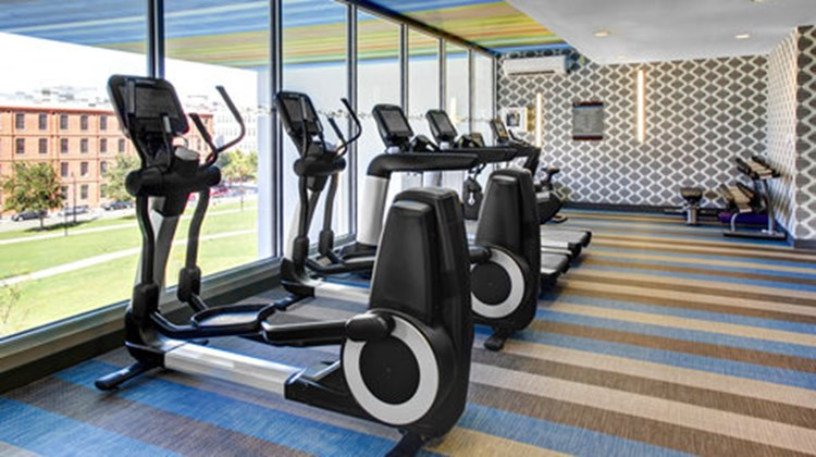 Aloft Durham Downtown Health Club