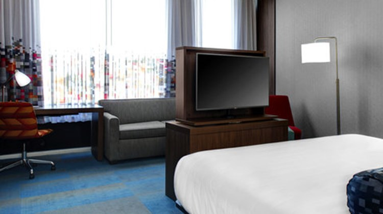 Aloft Durham Downtown Room