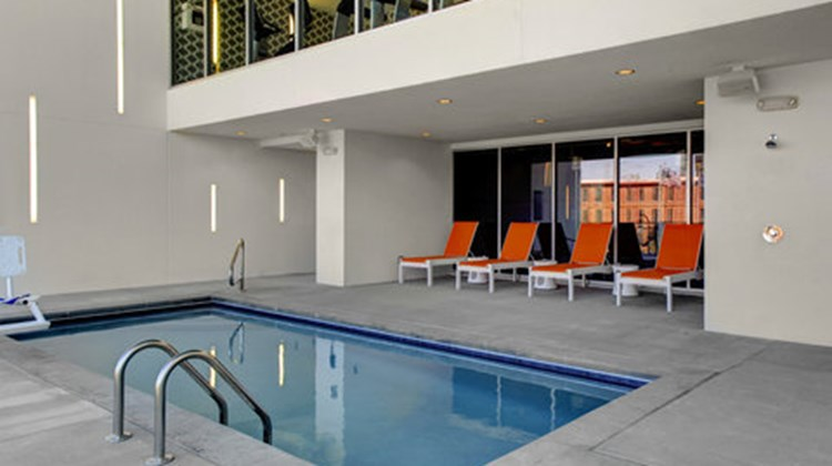 Aloft Durham Downtown Pool