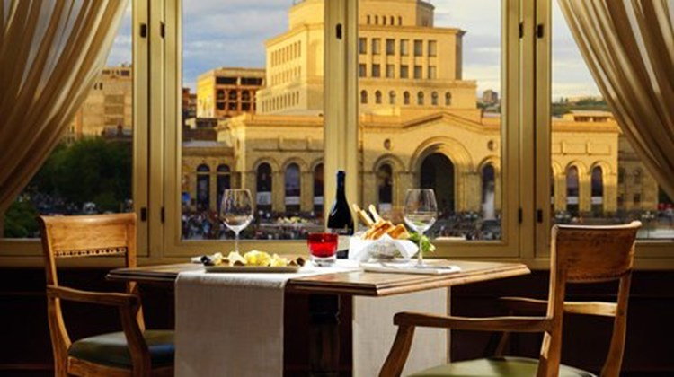 Armenia Marriott Hotel Yerevan Restaurant