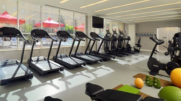 Armenia Marriott Hotel Yerevan Health Club